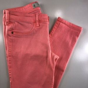 Abercrombie & Fitch Skinny Low Rise Jeans AF12